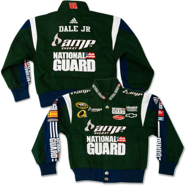 Hendrick Motorsports Dale Jr. #88 AMP Uniform Youth Jacket