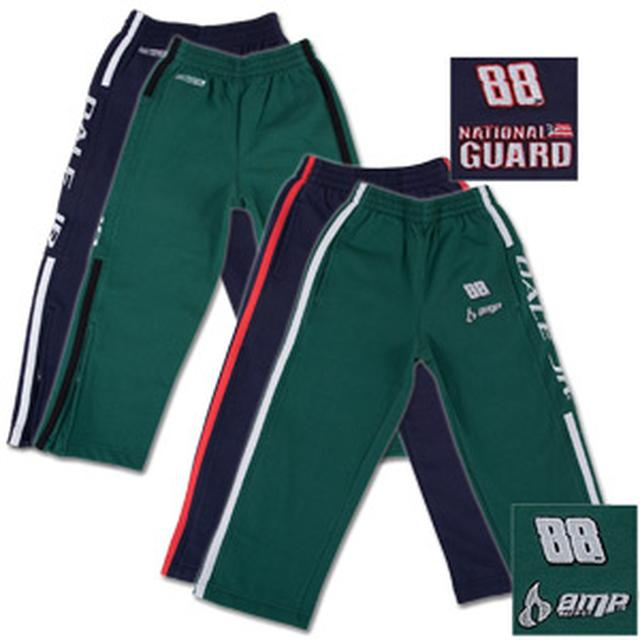 Hendrick Motorsports Dale Jr #88 Racer Striped Youth Pant