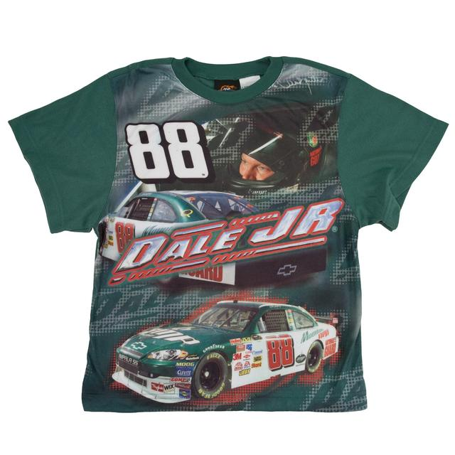 Hendrick Motorsports Dale Jr AMP 2pc Short PJ Set