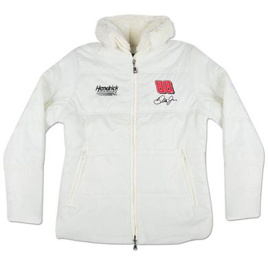 Hendrick Motorsports Dale Jr. #88 Ladies Puffy Jacket