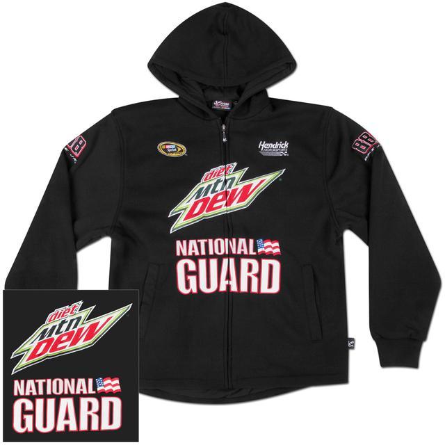 Hendrick Motorsports Dale Jr #88 Sponsor Full Zip Fleece