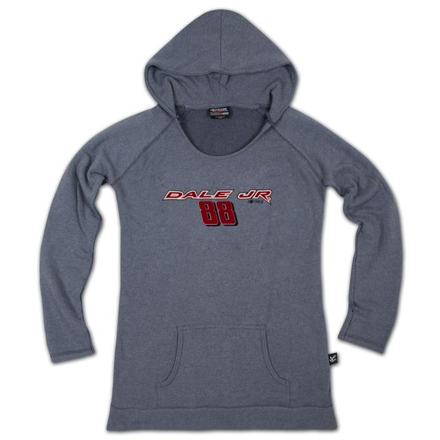 Hendrick Motorsports Dale Jr Ladies Elite French Terry Hoodie