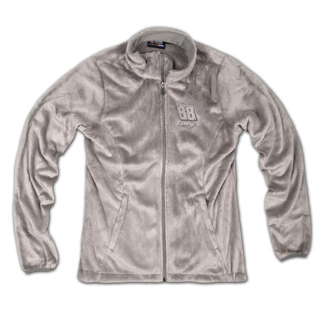 Hendrick Motorsports Dale Jr #88 Ladies Ultra Plush Midweight Jacket