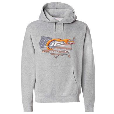 Hendrick Motorsports JR Nation Pullover Draft Hoodie