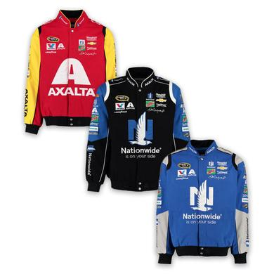 Hendrick Motorsports Dale Jr. #88 Nationwide Cotton Twill Driver Jacket