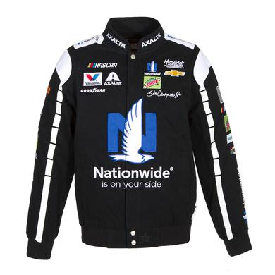 Hendrick Motorsports Dale Earnhardt Jr 2017 Nationwide Insurance Twill Jacket