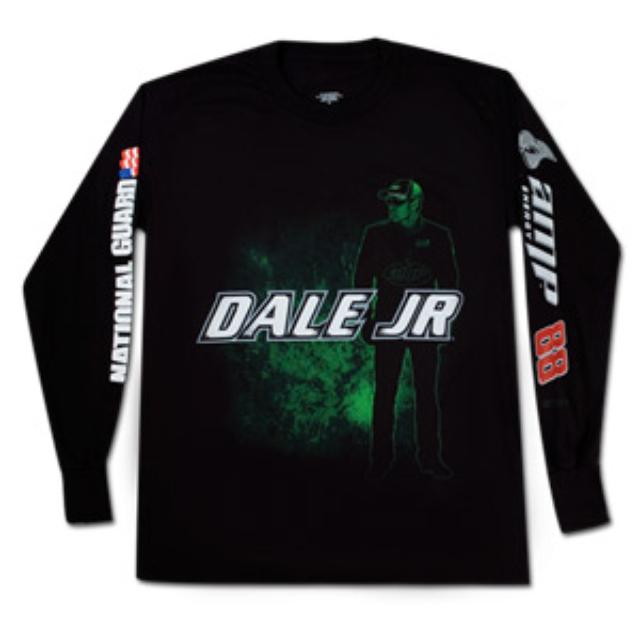 Hendrick Motorsports Dale Jr. Prince Of Speed L/S T-Shirt