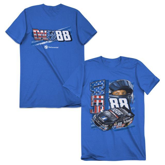 Hendrick Motorsports Dale Jr. #88  Patriotic T-Shirt