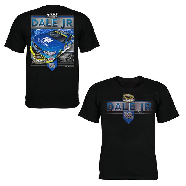 Hendrick Motorsports Dale Jr. #88 Chase for the Cup Driver T-Shirt