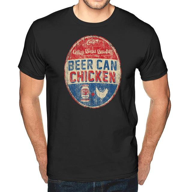 Hendrick Motorsports Whisky River Beer Can Chicken T-Shirt