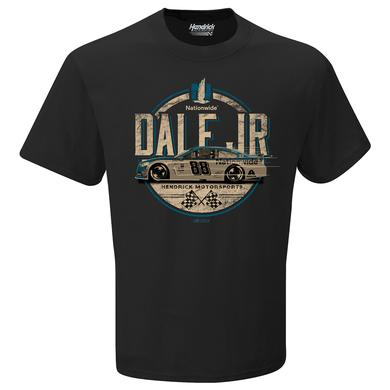 Hendrick Motorsports EXCLUSIVE #88 Dale Jr. 2016 Nationwide Debut T-Shirt