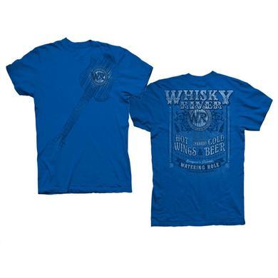 Hendrick Motorsports Whisky River Guitar Poster T-Shirt