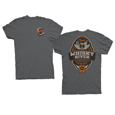 Hendrick Motorsports Whisky River Best Layover In Town T-Shirt