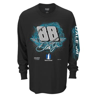 Hendrick Motorsports Dale Jr. #88 Adult L/S Gear Up Tee