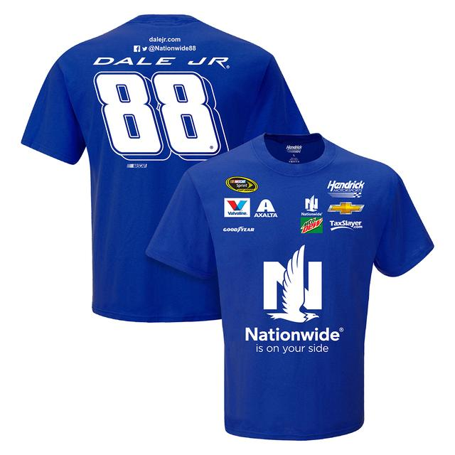 Hendrick Motorsports Dale Jr. #88 Adult Uniform T-Shirt