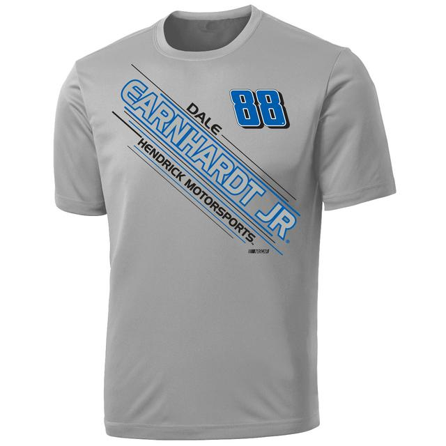 Hendrick Motorsports Dale Jr. #88 Adult Polyester T-Shirt