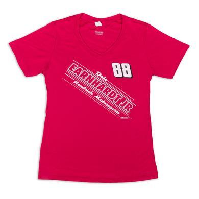 Hendrick Motorsports Dale Jr. #88 Polyester Women's T-Shirt