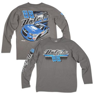 Hendrick Motorsports Dale Jr. #88 Full Throttle L/S T-Shirt