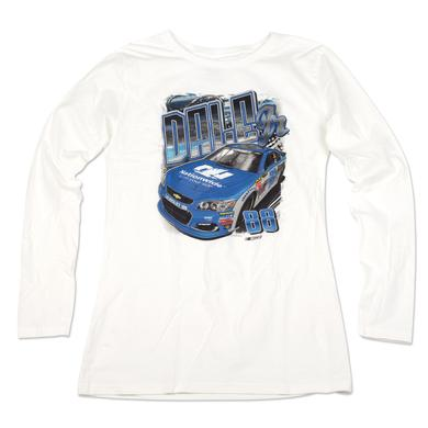 Hendrick Motorsports Dale Jr. #88 Full Throttle Women's T-Shirt
