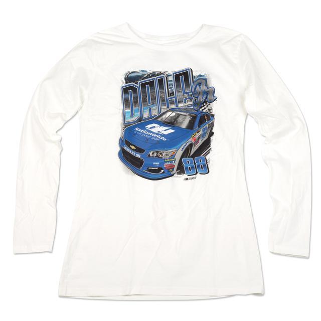 Hendrick Motorsports Dale Jr. #88 Full Throttle Women's T-Shirt