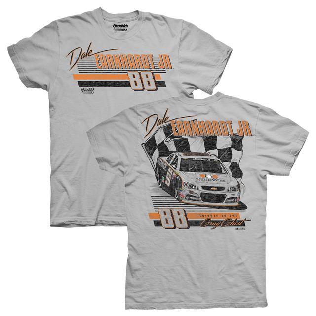 Hendrick Motorsports Dale Jr. Darlington Nationwide Retro Car T-Shirt