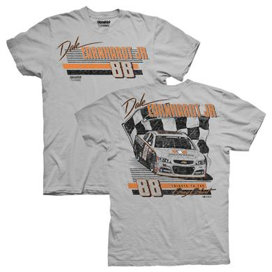 Hendrick Motorsports Dale Jr. Darlington Nationwide Retro Car T-Shirt