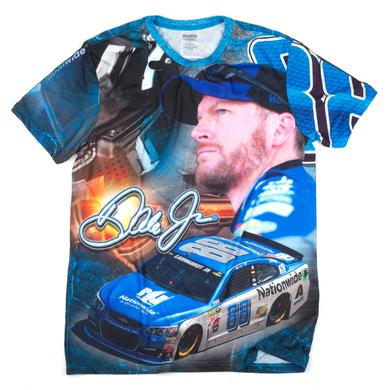 Hendrick Motorsports Dale Jr. #88 Turbo Sublimated T-Shirt