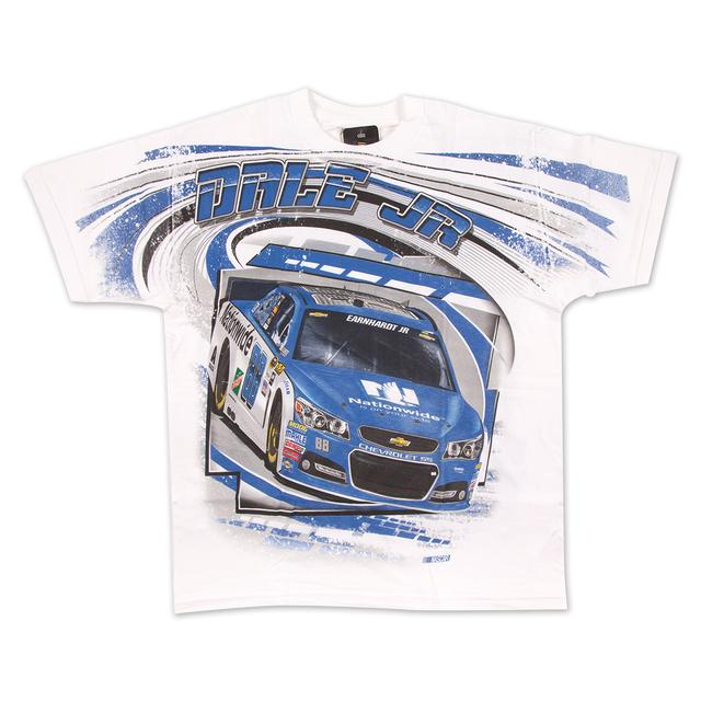 Hendrick Motorsports Dale Jr. #88 Nationwide Total Print T-Shirt