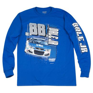 Hendrick Motorsports Dale Earnhardt, Jr. Adult Ignition 2-spot L/S T-shirt - Nationwide
