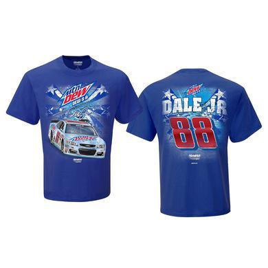 Hendrick Motorsports Dale Earnhardt Jr Mtn Dew SA T-shirt
