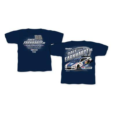 Hendrick Motorsports Dale Earnhardt Jr #88 Charlotte Motor Speedway Salute T-Shirt