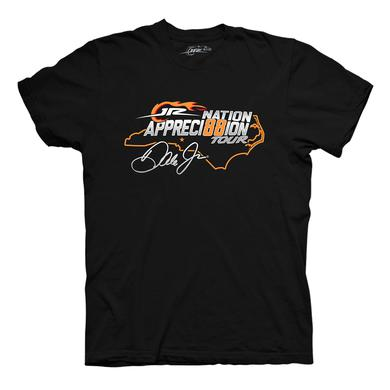 Hendrick Motorsports JR Nation Appreci88ion Tour T-shirt