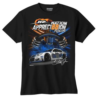 Hendrick Motorsports JR Nation Appreci88ion Tour Youth T-shirt