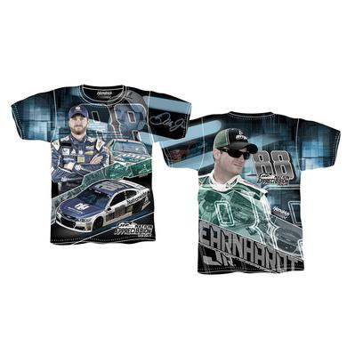 Hendrick Motorsports Dale Jr 2017 Appreci88ion Tour Sublimated T-shirt