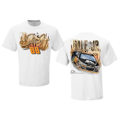 Hendrick Motorsports Dale Earnhardt Jr 2017 NASCAR #88 Bristol Ducks Unlimited T-shirt