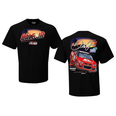 Hendrick Motorsports Dale Jr #88 2017 Homestead/Miami Axalta 2 Spot T-shirt