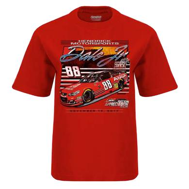 Hendrick Motorsports Dale Jr #88 2017 Homestead/Miami Axalta Youth Car T-shirt