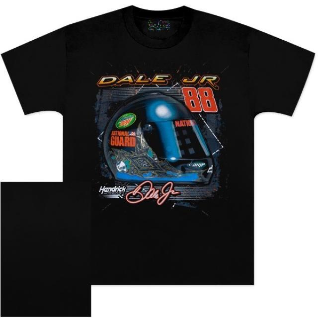 Hendrick Motorsports Dale Jr. Helmet T-Shirt