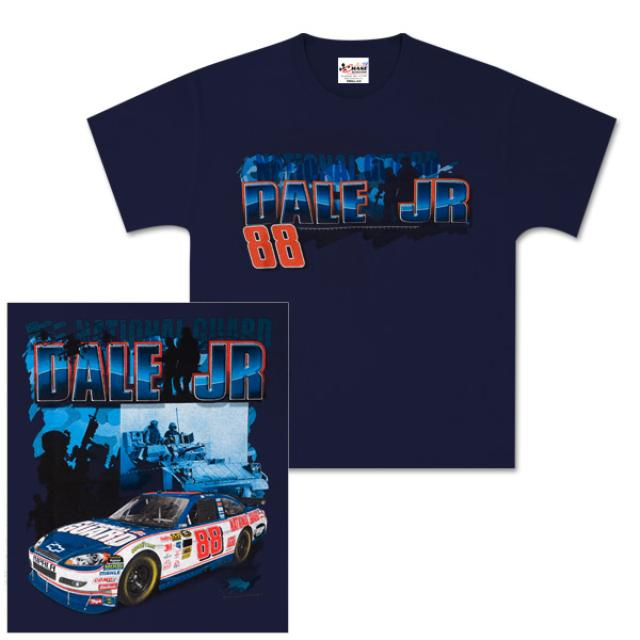 Hendrick Motorsports Dale Jr. #88 National Guard Youth T-Shirt
