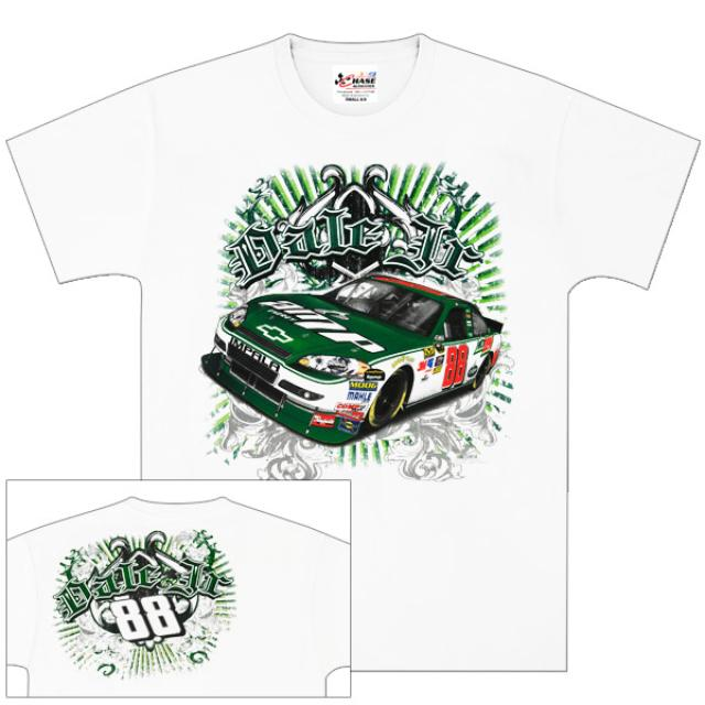 Hendrick Motorsports Dale Jr. #88 AMP Burst T-Shirt