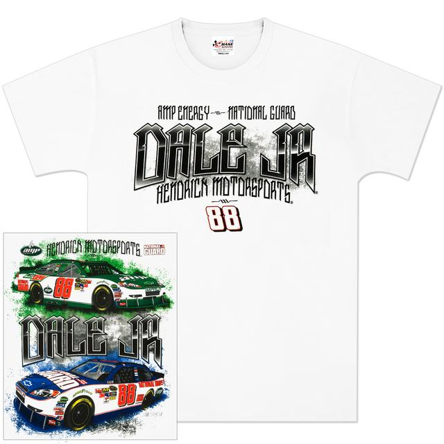 Dale Jr. #88 Hendrick Motorsports Shaft T-Shirt