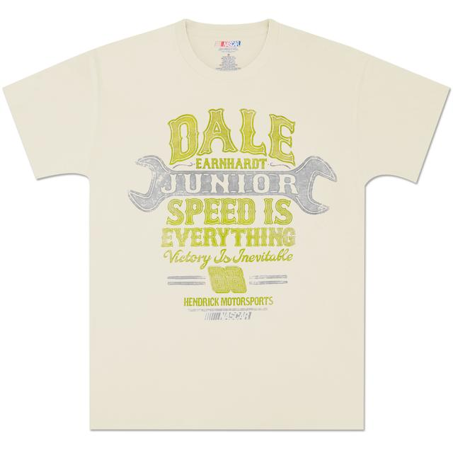 Hendrick Motorsports Dale Jr #88 Speed is Everything T-shirt