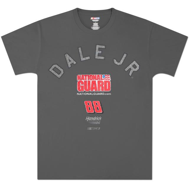 Hendrick Motorsports Dale Jr National Guard Vintage T-shirt