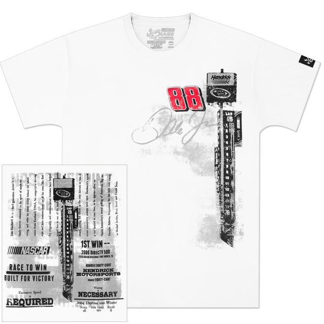 Hendrick Motorsports Dale Jr #88 Tower T-shirt