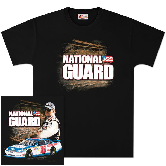 Hendrick Motorsports Dale Jr #88 National Guard T-shirt