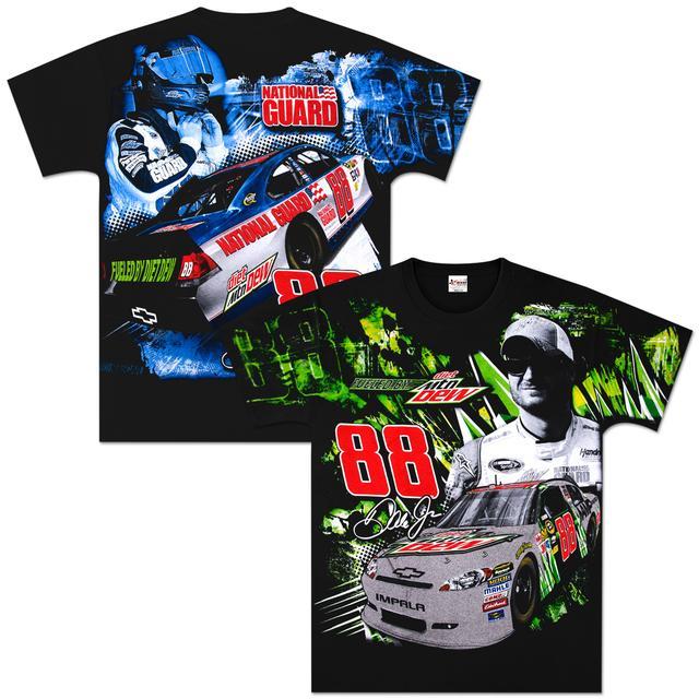 Hendrick Motorsports Dale Jr #88 Total Adrenaline T-shirt
