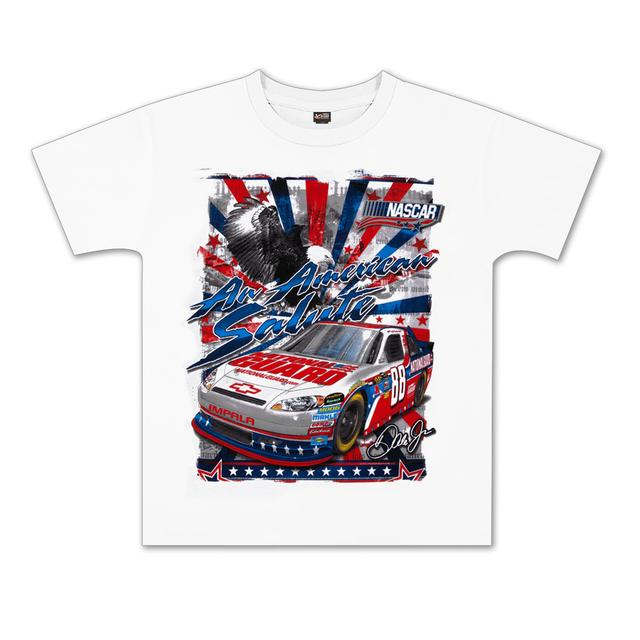 Hendrick Motorsports Dale Jr National Guard NASCAR Unites Youth T-shirt