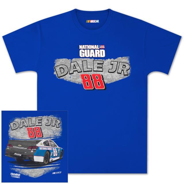 Hendrick Motorsports Dale Jr #88 Vintage Tin T-shirt