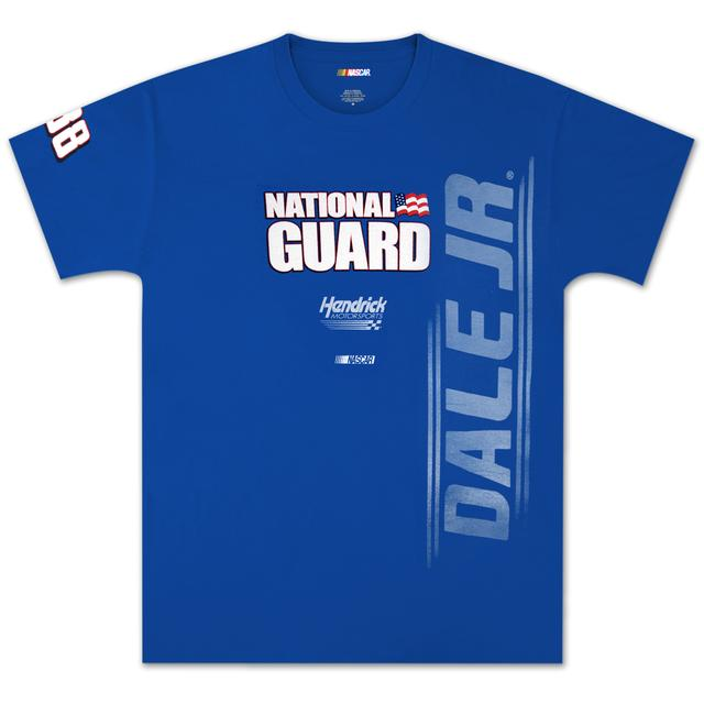 Hendrick Motorsports Dale Jr #88 National Guard Team T-shirt