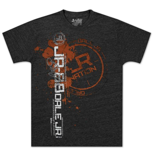 Hendrick Motorsports Dale Jr #88 Vertical Grunge T-shirt